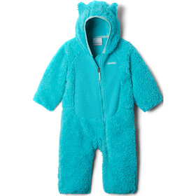 Columbia Foxy Baby Sherpa Bunting Overall Baby, geyser/spray